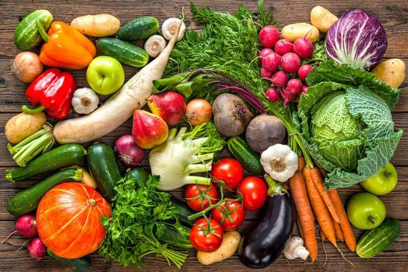 antioxidant fruits and vegetables los angeles