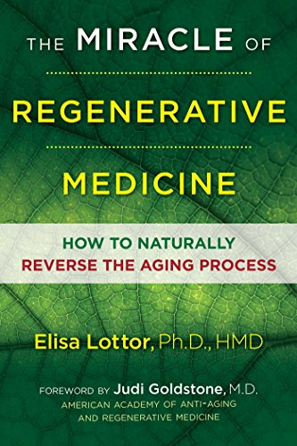 The Miracle of Regenerative Medicine - How to naturally reverse the aginge process